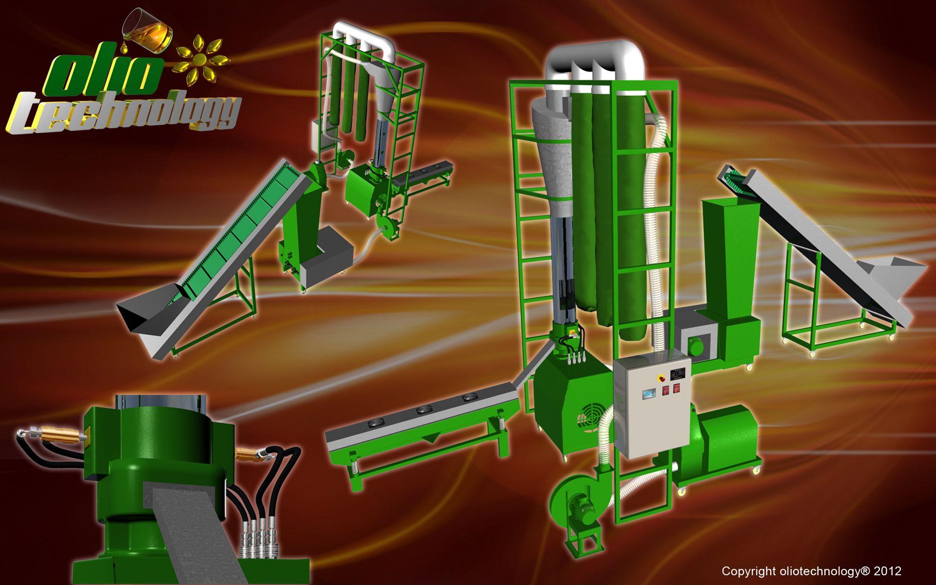 Fabrication de pellets DIN+ Pelletsease ~ Fabrication Pellet De Bois